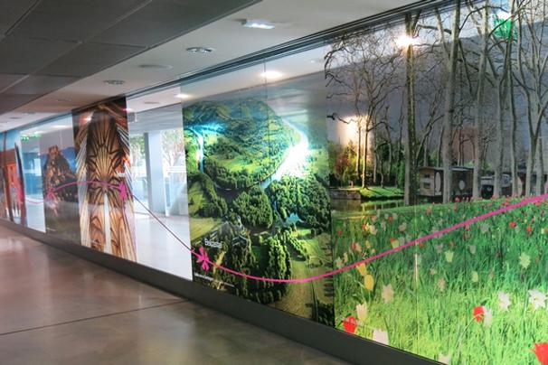 Les Grands Sites de Midi-Pyrénées s'exposent à l'aéroport