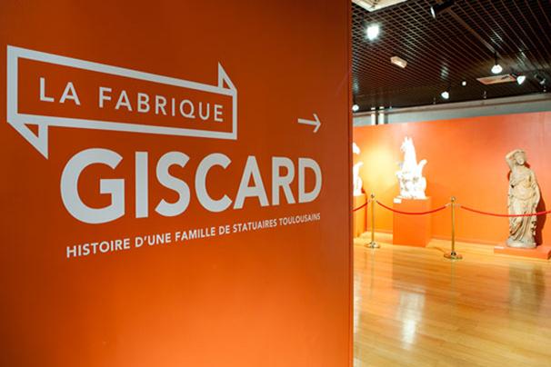 Musée Paul Dupuy | La Fabrique Giscard Histoire d'une famille de statuaires Toulousains
