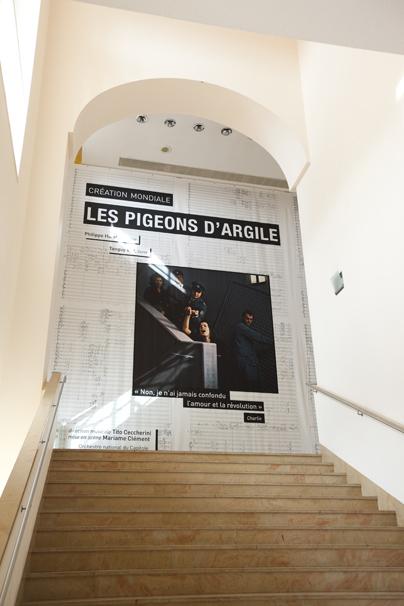 « Les Pigeons d'Argile » au Théâtre du Capitole