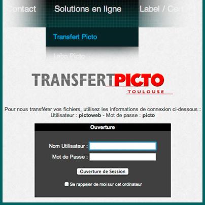 Transfer Picto