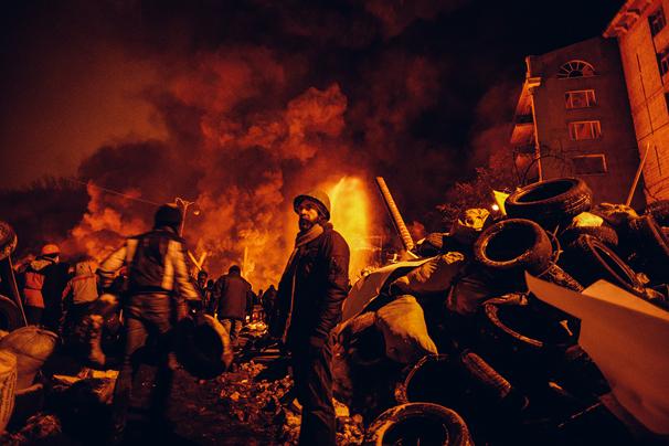 Ukraine «Territoire de liberté»