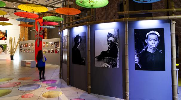 Exposition Visages de Chine