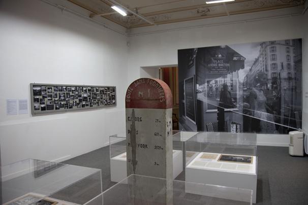 André Breton au Musée de Cahors