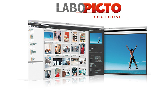 LaboPicto, l'hébergement de votre patrimoine multimédia
