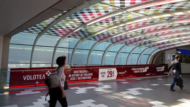 Promotion VOLOTEA, aéroport Toulouse-Blagnac