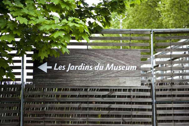 Un nouvel espace aux Jardins du Muséum