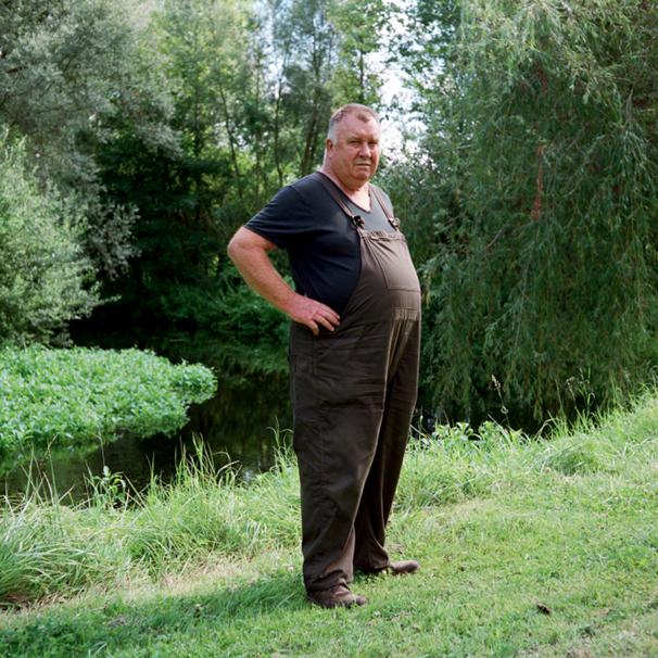 Pascal Bachelet - Visages d'un fleuve - La Somme