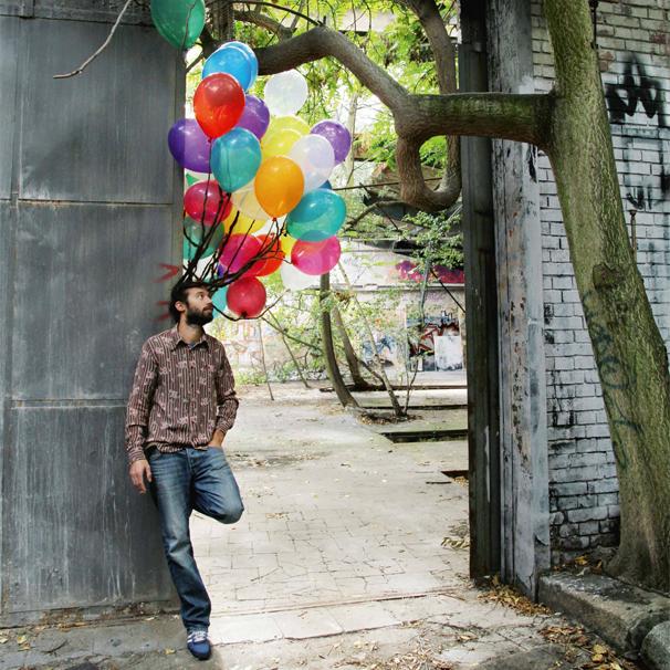 Ballons- Julien Escafit