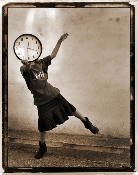 Pendule © Virginie Granier - Collectif Vertige