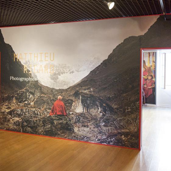 De Foudre et de diamant au Musée Paul Dupuy