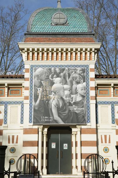 Isabelle Garcia-Chopin au Musée Georges Labit